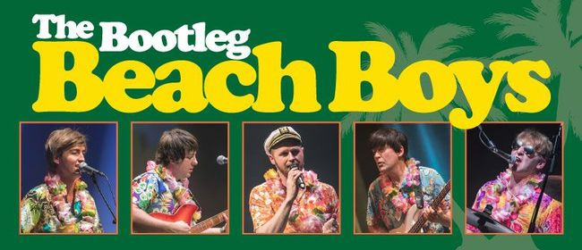 Bootleg Beach Boys in Christchurch District