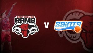 Canterbury Rams v Wellington Saints