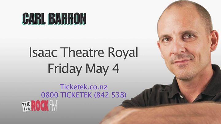 Carl Barron - Christchurch
