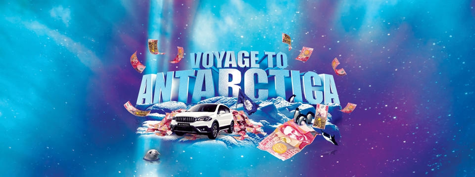 Christchurch Casino's Voyage to Antarctica