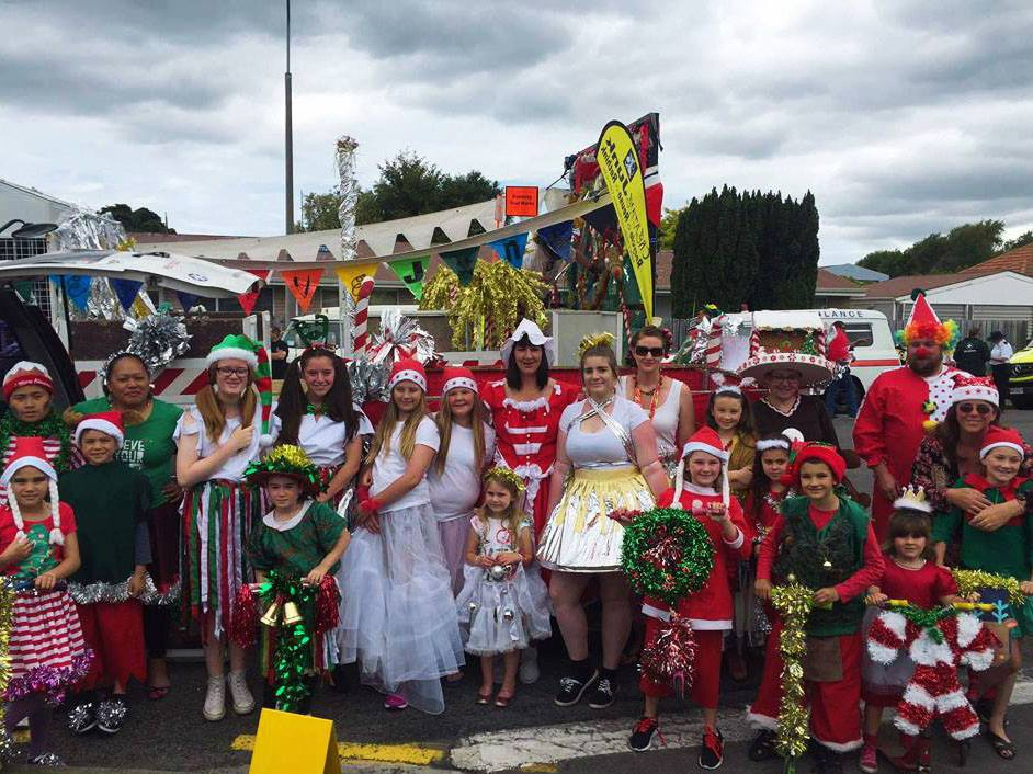Christchurch Children's Christmas Parade Trust