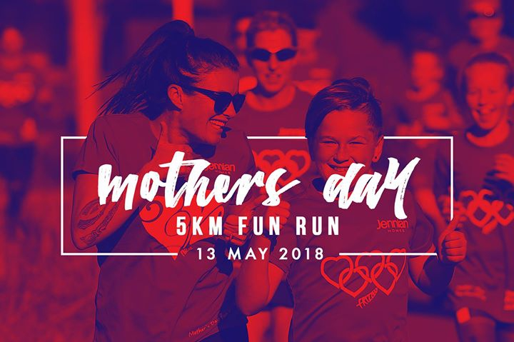 Christchurch Mother's Day Fun Run/Walk