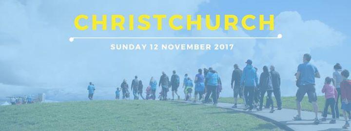 Christchurch Walk 2 D'Feet MND