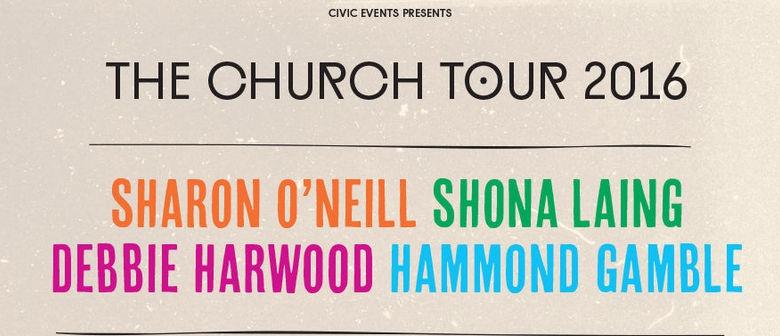 Church Tour 2016