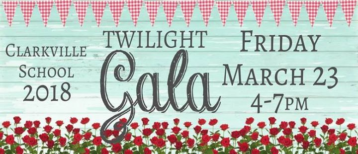 Clarkville School Twilight Gala
