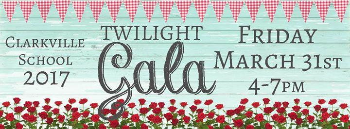 Clarkville Twilight Gala