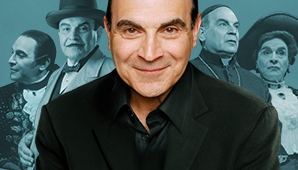 DAVID SUCHET: POIROT & MORE: A RETROSPECTIVE