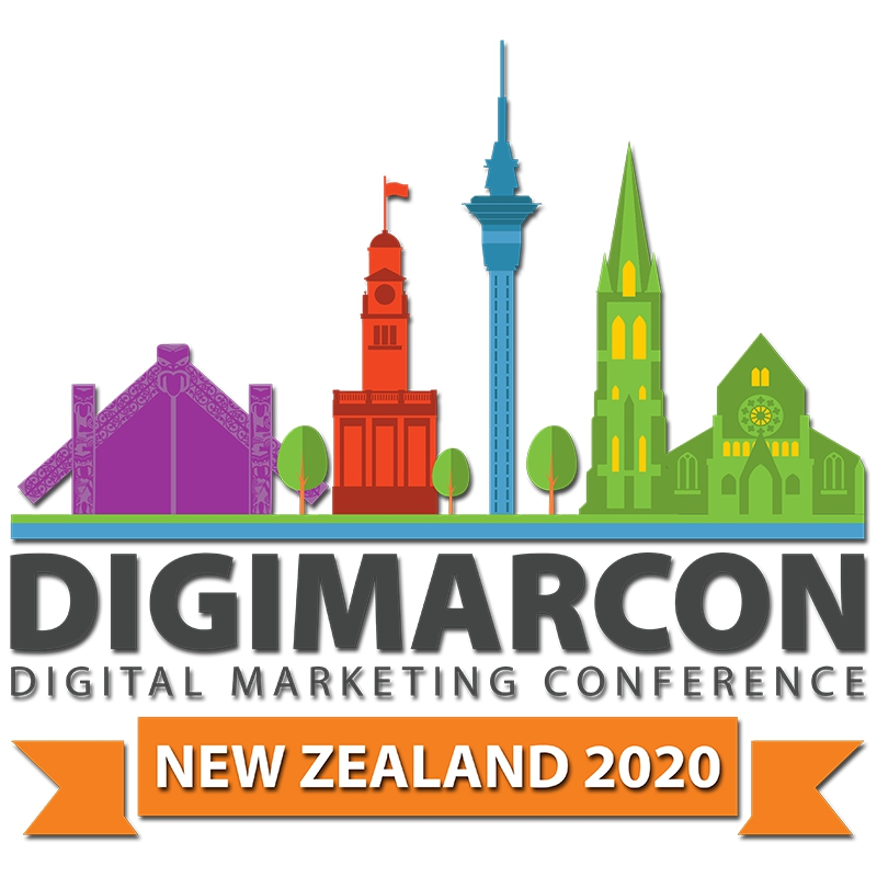 DigiMarCon New Zealand 2020 - Digital Marketing Conference
