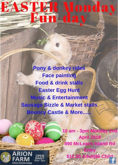 Easter Monday Fun-day 2018