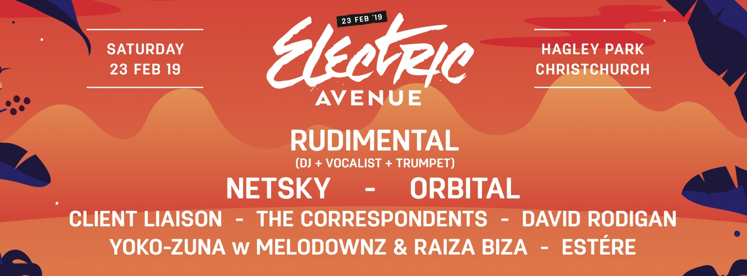 Electric Avenue Music Festival 2019
