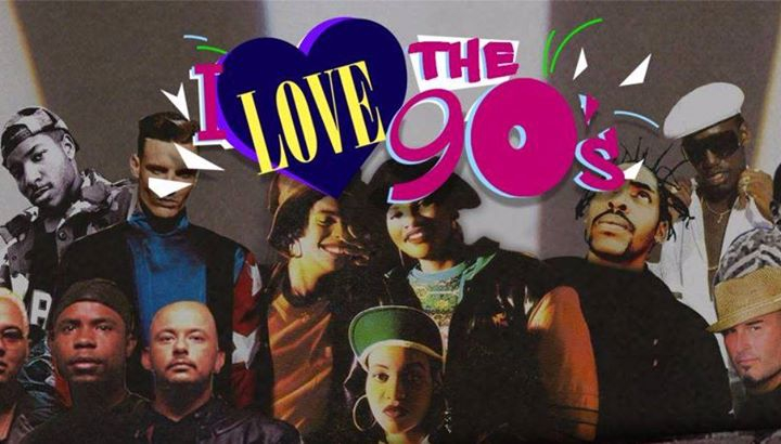 I Love the 90's Tour 2017 - Christchurch