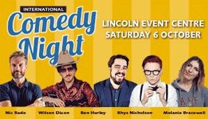 International Comedy Night