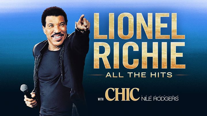 Lionel Richie | Christchurch
