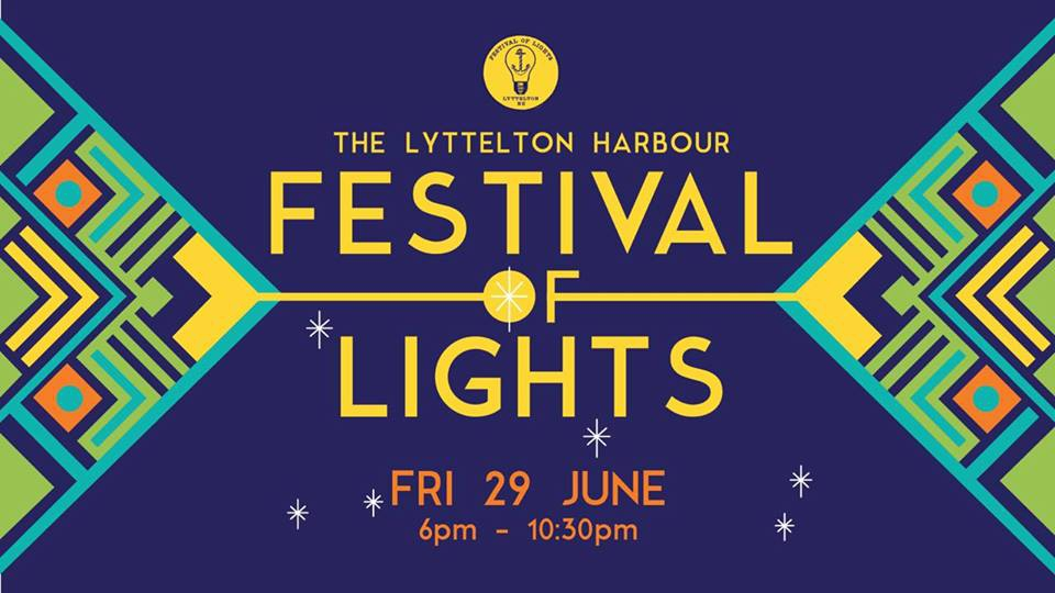 Lyttelton Harbour Festival of Lights- Street Party
