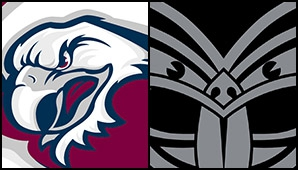 Manly Sea Eagles v Vodafone Warriors