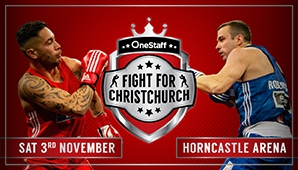 OneStaff Fight For Christchurch
