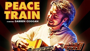 Peace Train starring Darren Coggan
