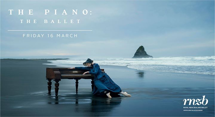 RNZB Presents The Piano: the ballet