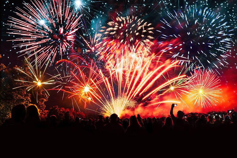 Rolleston Fireworks 2018 - Foster Park