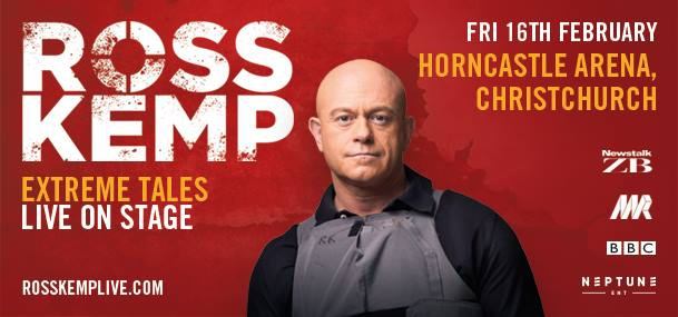 Ross Kemp – Extreme Tales: Live on Stage