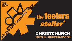 The Feelers & Stellar* - All The Hits Summer Tour Tickets