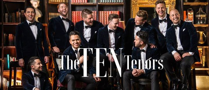 The TEN Tenors New Zealand Tour
