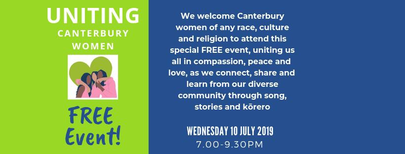 Uniting Canterbury Women