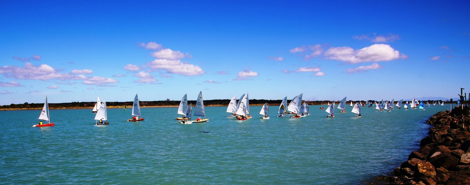 Waimakariri Sailing Club Open Day