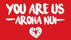 YOU ARE US/AROHA NUI Charity Concert