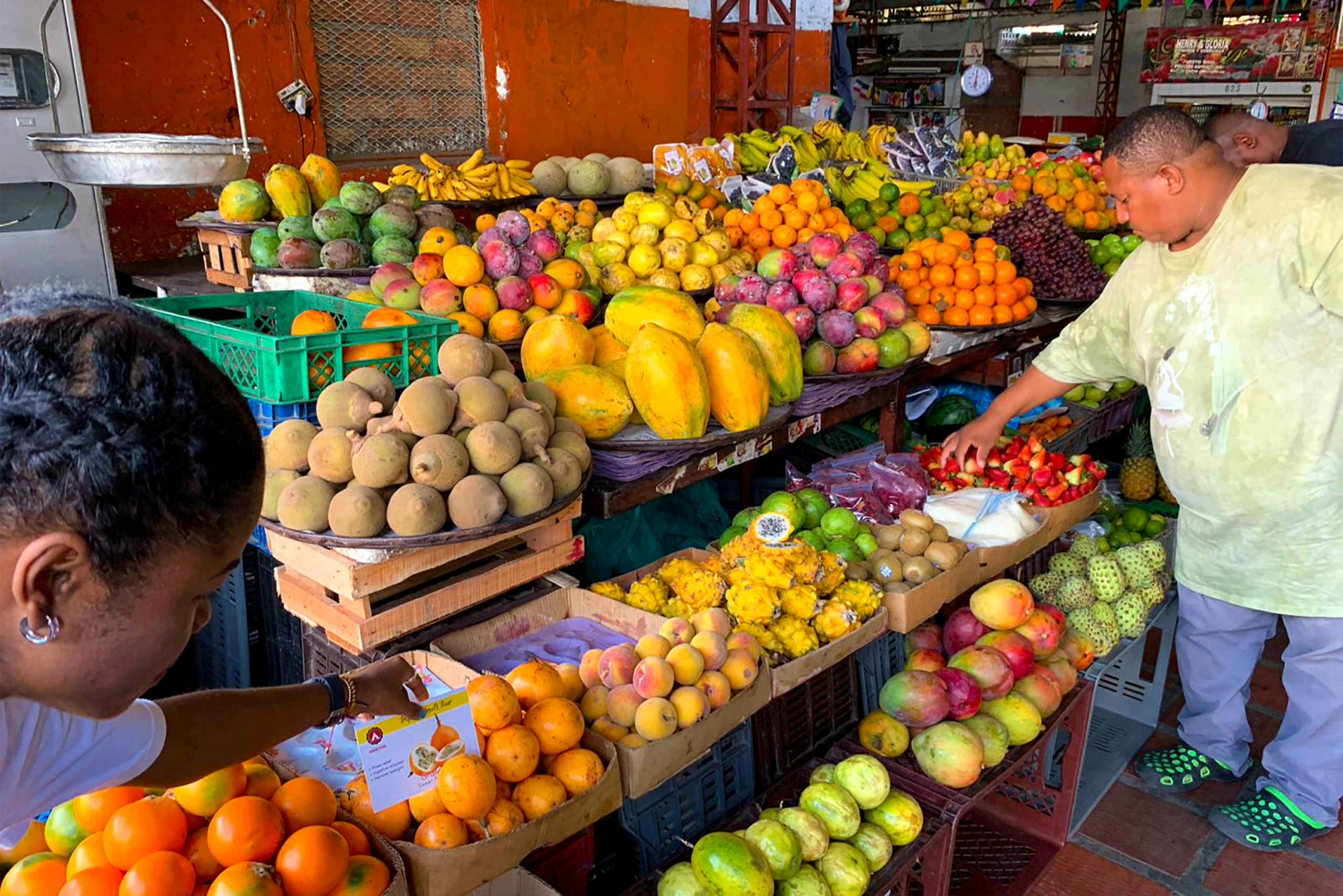 A Unique Gastronomic Experience With Fruit Tour