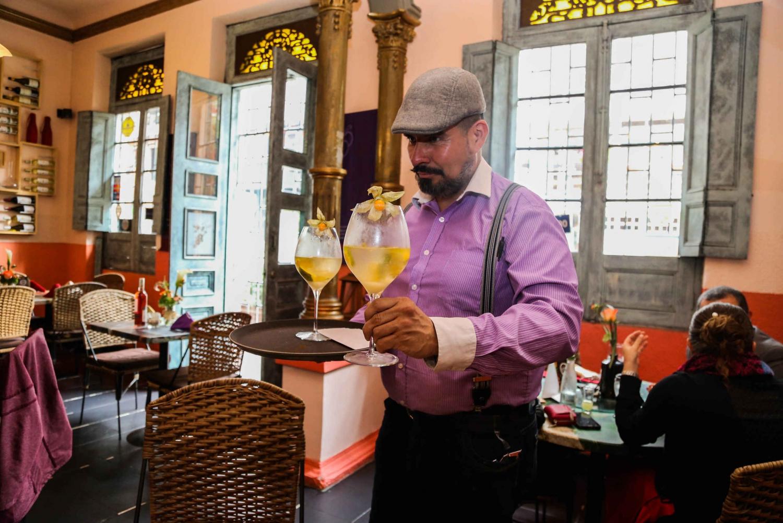 Bogota: 13-Taster Food Feast and Coffee Workshop