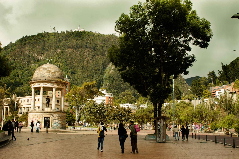 Bogotá: 3-Hour Walking Tour