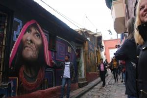 Bogota: 5-7 Hour La Candelaria And City Walking Tour