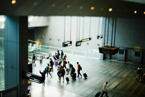 Bogotá Airport: Private Arrival or Departure Transfer
