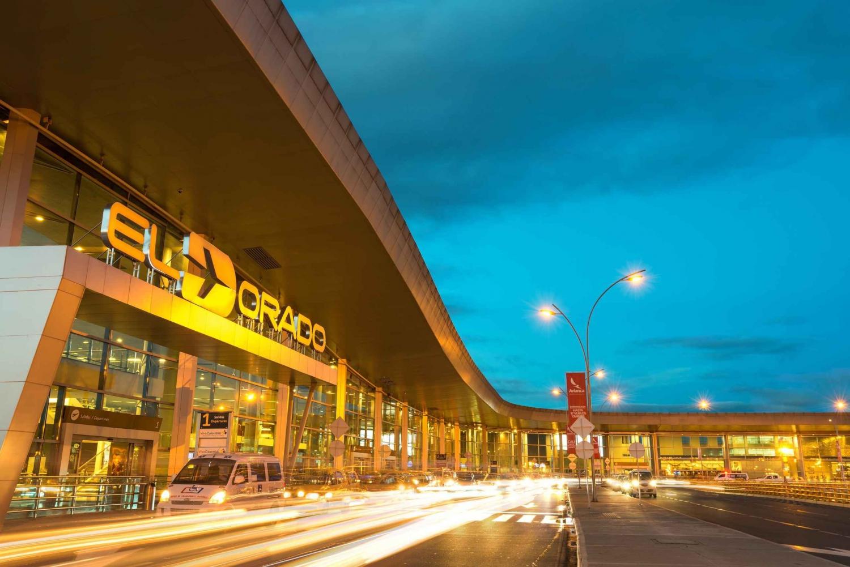 Bogota Airport Transport (From)