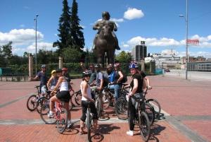 Bogota: Bicycle City Tour