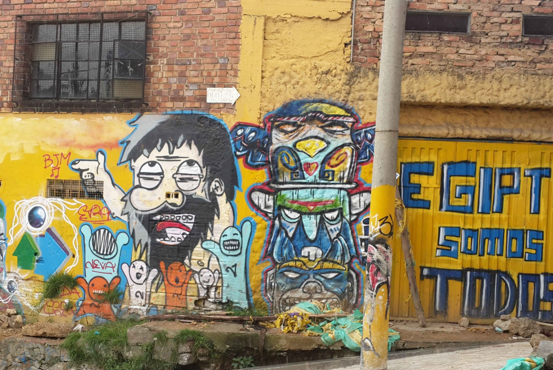 Bogotá: Breaking Borders Tour