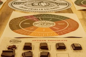 Bogota Chocolate Tasting Tour