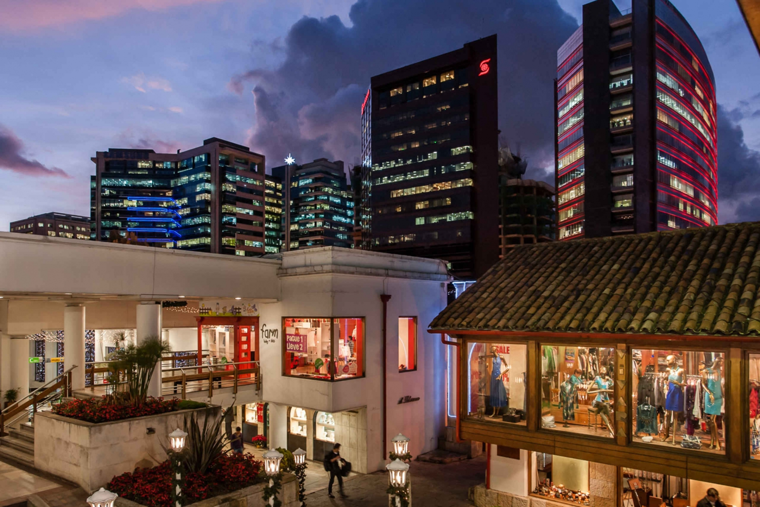 Bogota: City Shopping Tour