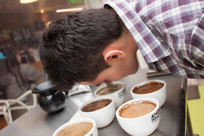 Bogota Coffee Masters