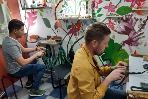 Bogota: Colombian Emerald Ring Workshop