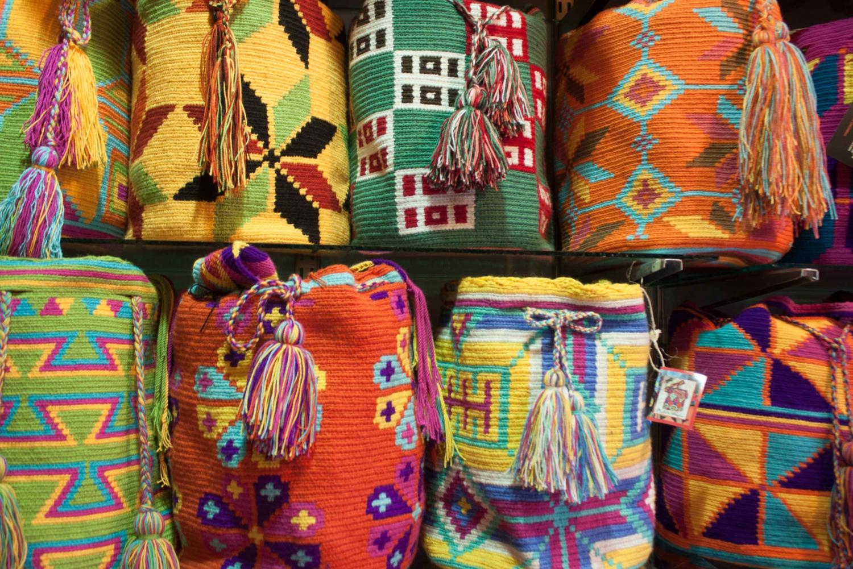 Bogotá: Colombian Handicrafts