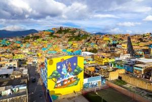 Bogotá: Comuna El Paraíso Tour with Cable Car