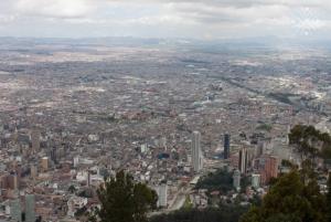 Bogota: East Hills Mountain Hike