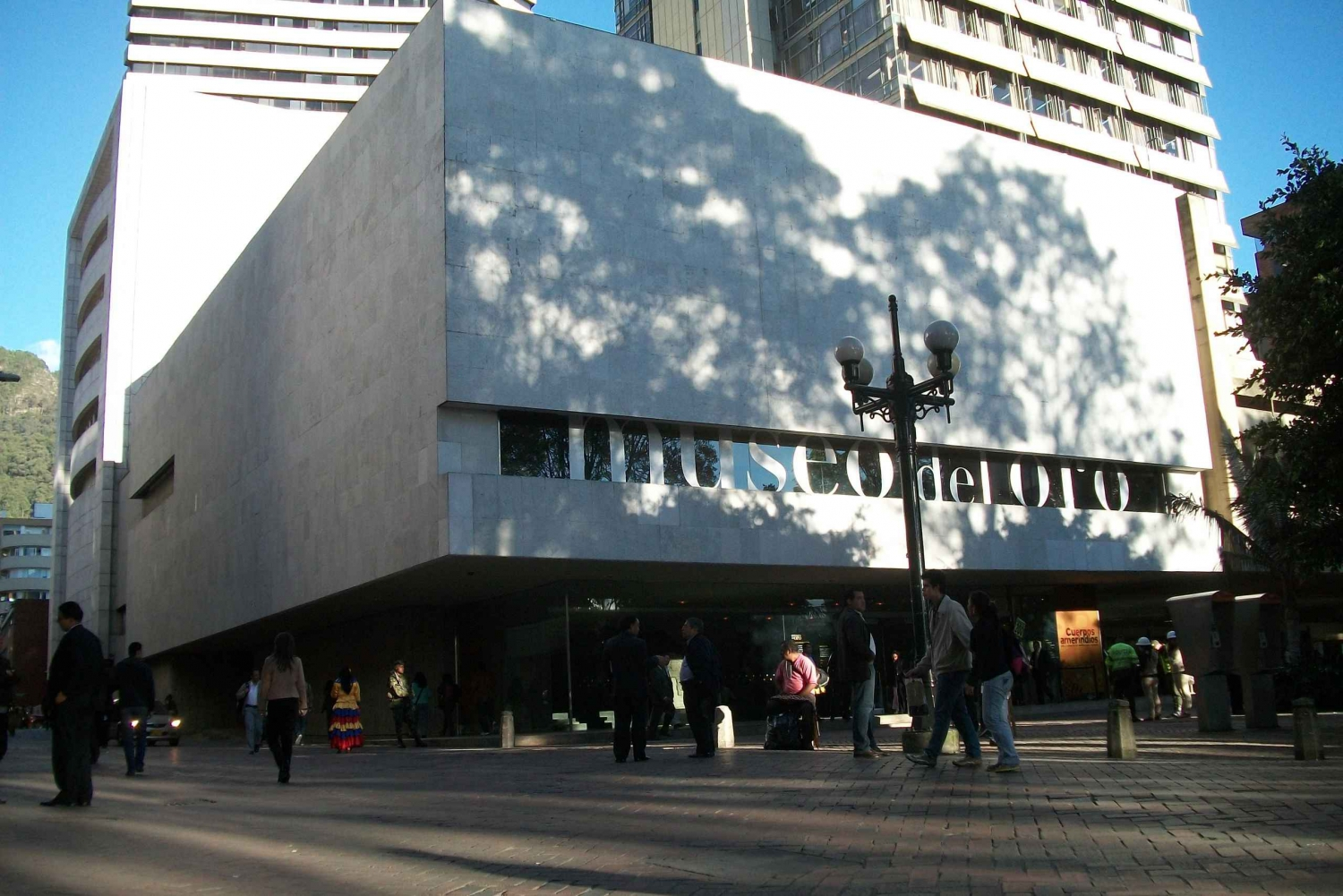 Bogotá Gold Museum: 3-Hour Guided Tour