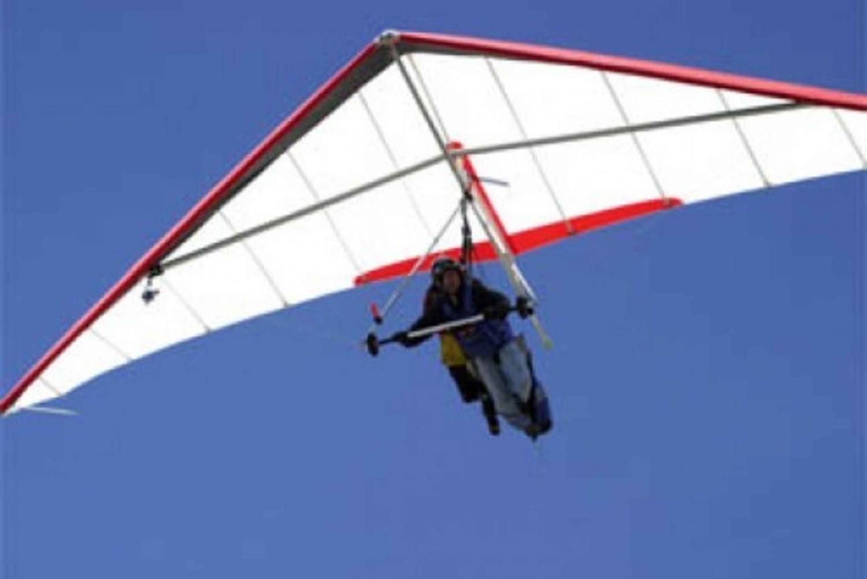 Bogota: Half-Day Hang Gliding Adventure Tour