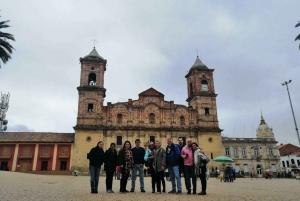 Bogota: Legend of El Dorado and Salt Cathedral Tour