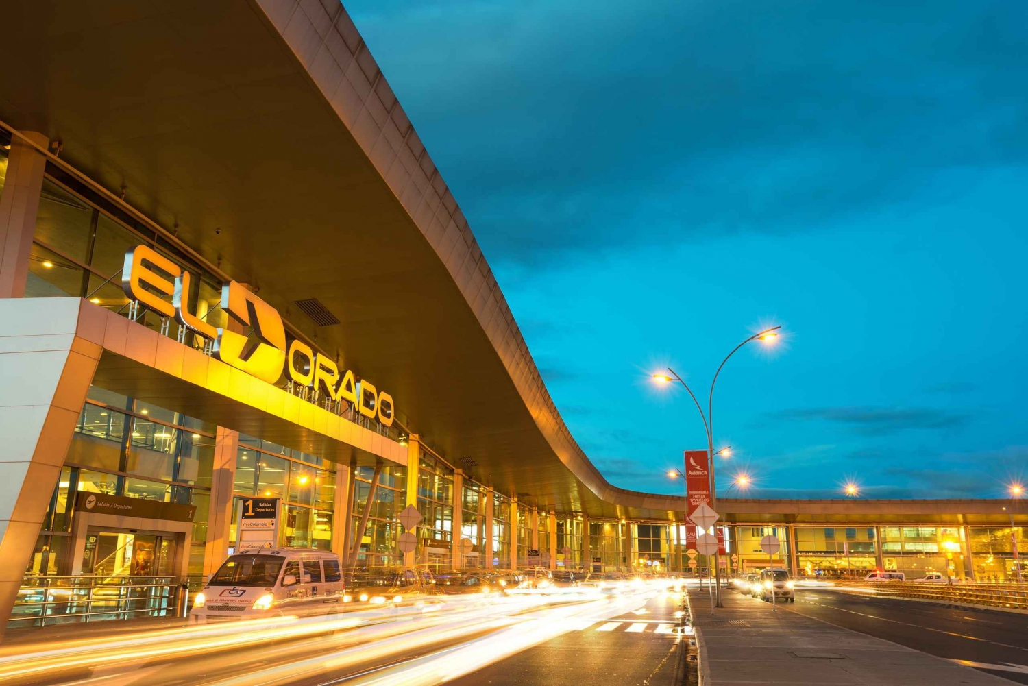 Bogotá One-Way Airport Transfer