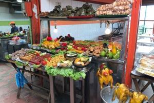 Bogotá: Paloquemao Market Private Tour with Tastings