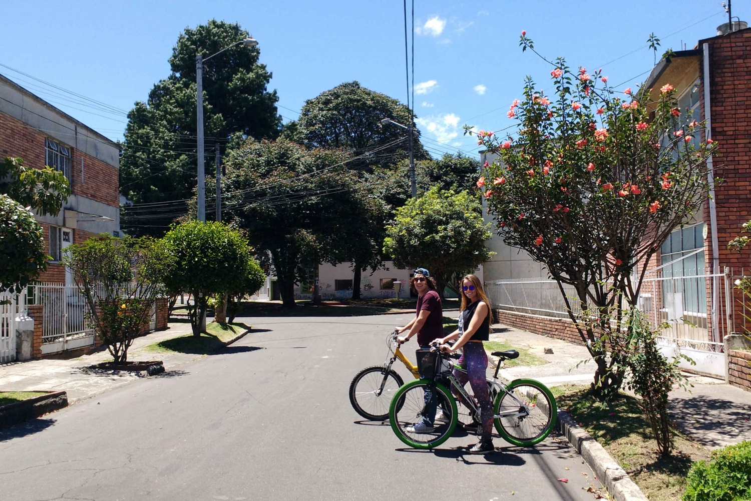Bogotá: Private Bike Tour